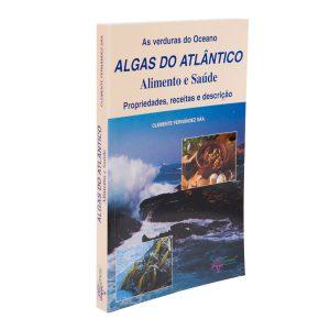 livro algas do Atlântico